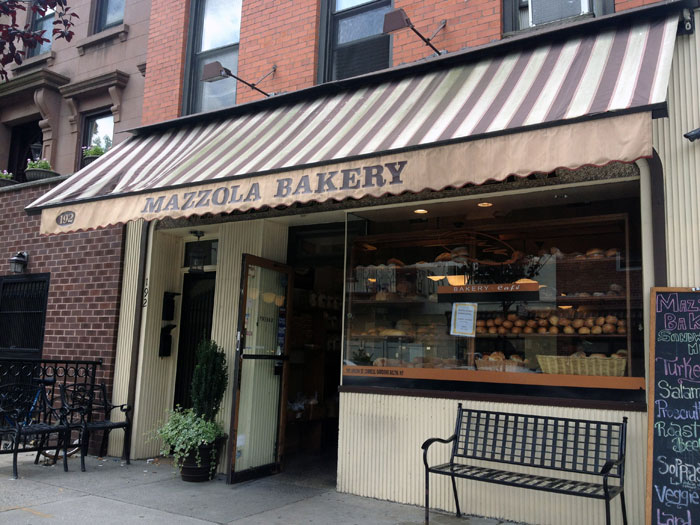 Mazolla Bakery | Carroll Gardens, Brooklyn tour with Swiss Cottage Designs