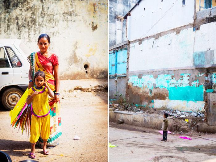 Scenes from Gujarat, India